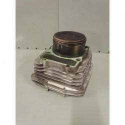 Cylindre et piston Honda 650 Dominator