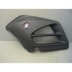 Flanc avant gauche noir mat Honda 1800 goldwing 2012
