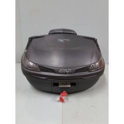 top case givi E460 Deluxe gris 46 litres