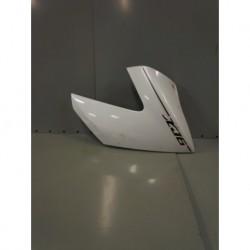 Écope droite radiateur blanche Yamaha XJ6 N 2013