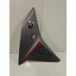 Flanc droit radiateur gris mat Yamaha MT09 TRACER