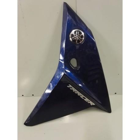 Flanc gauche bleu radiateur Yamaha MT09 TRACER