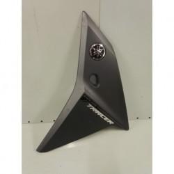 Flanc gauche gris bleuté brillant   radiateur Yamaha MT09 TRACER