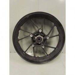 jante roue avant noir  Yamaha MT09 TRACER