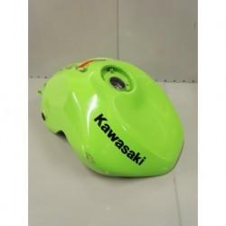 réservoir essence Kawasaki zx10r vert