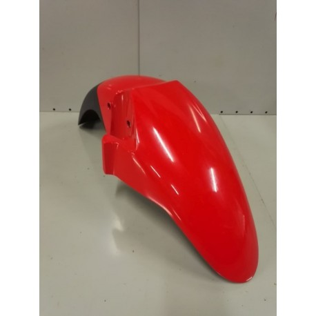 garde boue avant Honda cbf 125 rouge