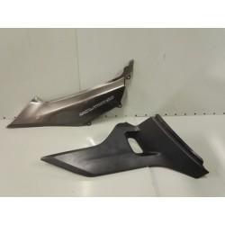 Cache latéral gauche complet Honda 1800 goldwing